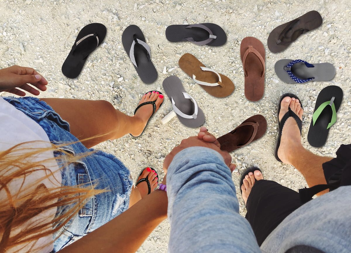 Which sandals are best for your feet